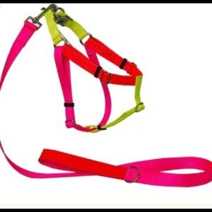 Colourblock Nylon Harness